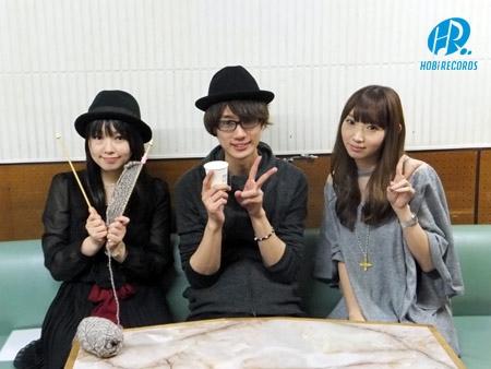 MF文庫Jラジオあらいぶ!! 第四回写真